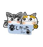 猫ざんまい(個別スタンプ:23)