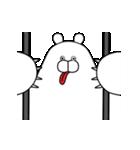 くまさんの動くスタンプ(個別スタンプ:02)