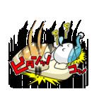 超せっかちなネコさん(個別スタンプ:04)