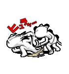 超せっかちなネコさん(個別スタンプ:16)