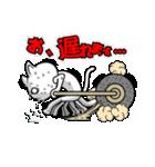 超せっかちなネコさん(個別スタンプ:35)
