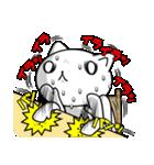超せっかちなネコさん(個別スタンプ:38)