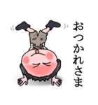 昭和のガキ(個別スタンプ:3)
