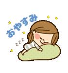かわいい主婦の1日【だるい・無気力編】(個別スタンプ:14)
