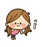 かわいい主婦の1日【だるい・無気力編】(個別スタンプ:25)