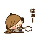 かわいい主婦の1日【だるい・無気力編】(個別スタンプ:34)