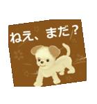 バウ&モコのかわいいスタンプ(個別スタンプ:22)