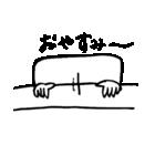 シュールなサインペン画3(個別スタンプ:27)