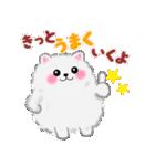 ポメラニアンぽちゃん☆やさしい言葉(個別スタンプ:20)