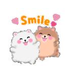 ポメラニアンぽちゃん☆やさしい言葉(個別スタンプ:28)