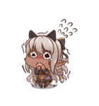 Soccer Spirits Emoticons(個別スタンプ:17)