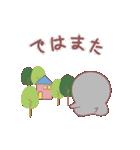 動く❤️メッセージぺんぎん❤️北欧&敬語(個別スタンプ:20)