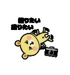 くまごろう with カメラ 2(個別スタンプ:2)