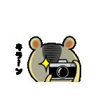 くまごろう with カメラ 2(個別スタンプ:4)