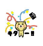 くまごろう with カメラ 2(個別スタンプ:10)