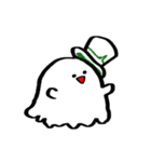 不思議な生き物 豆電球(個別スタンプ:11)