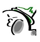不思議な生き物 豆電球(個別スタンプ:12)