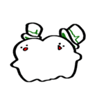 不思議な生き物 豆電球(個別スタンプ:15)