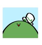 不思議な生き物 豆電球(個別スタンプ:40)