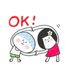 藤岡くんと小林さん(個別スタンプ:04)