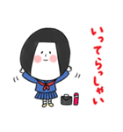 藤岡くんと小林さん(個別スタンプ:07)