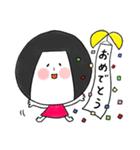 藤岡くんと小林さん(個別スタンプ:27)