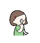 無邪気な女の子スタンプ(個別スタンプ:20)