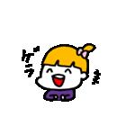 大阪のひとみちゃん(個別スタンプ:39)