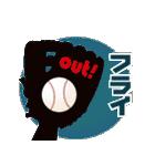 野球実況応援スタンプ1(個別スタンプ:32)