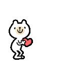 激!うごくリアクションくまさん★(個別スタンプ:04)