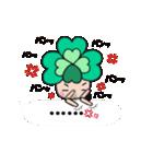 よつばちゃん!基本セット4 ふきだしVer.(個別スタンプ:32)