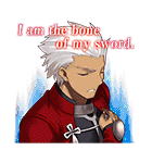 Fate/Grand Order(個別スタンプ:08)