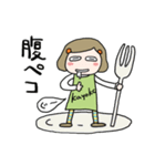【かよこさん】専用スタンプ(個別スタンプ:03)