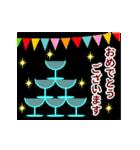 【動く★お誕生日】おめでとう&感謝セット(個別スタンプ:05)