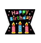 【動く★お誕生日】おめでとう&感謝セット(個別スタンプ:06)