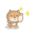 かわいい柴犬。(個別スタンプ:02)