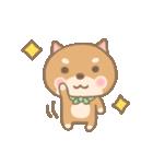 かわいい柴犬。(個別スタンプ:04)
