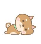 かわいい柴犬。(個別スタンプ:27)