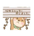 かわいい柴犬。(個別スタンプ:30)