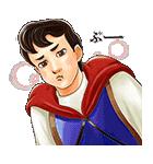 イケメン!ディズニーキャラクターズ(個別スタンプ:20)