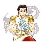 イケメン!ディズニーキャラクターズ(個別スタンプ:31)