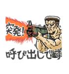 レッツ 報道(個別スタンプ:01)
