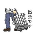 レッツ 報道(個別スタンプ:31)