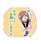 お手軽3段活用〜母編(個別スタンプ:08)