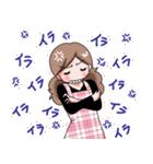 お手軽3段活用〜母編(個別スタンプ:38)