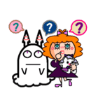 DOLLY AND GHOST(個別スタンプ:07)
