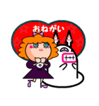 DOLLY AND GHOST(個別スタンプ:10)