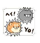 吹き出しボンレス犬&ボンレス猫(個別スタンプ:02)