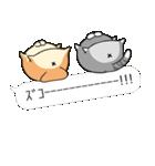 吹き出しボンレス犬&ボンレス猫(個別スタンプ:10)