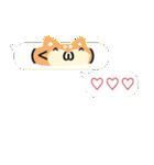 吹き出しボンレス犬&ボンレス猫(個別スタンプ:20)